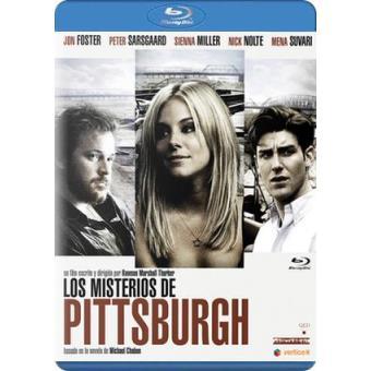 Los misterios de Pittsburgh - Blu-Ray