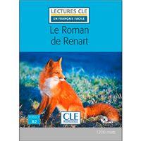Le Roman de Renart Niveau 2-A2 - Livre + CD