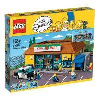 LEGO Los Simpsons El badulaque