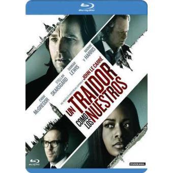 Un traidor como los nuestros - Blu-Ray
