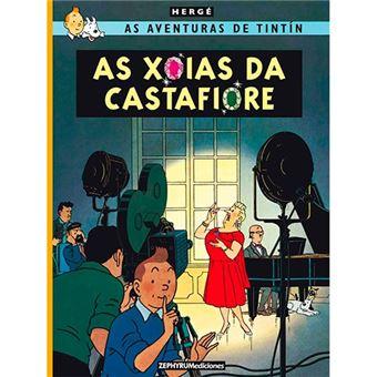 As Aventuas de Tintín 1 - As Xoias da Castafiore