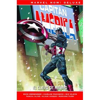 Marvel Now! Deluxe. Capitán América de Rick Remender 2 - El clavo de hierro