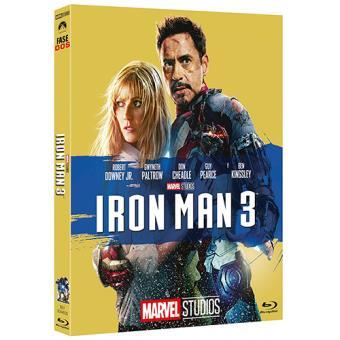 Iron Man 3  Ed Oring - Blu-Ray