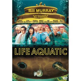Life Aquatic - DVD
