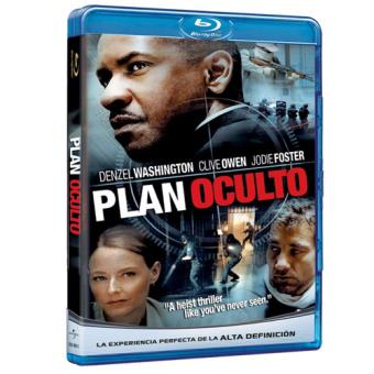 Plan oculto - Blu-Ray