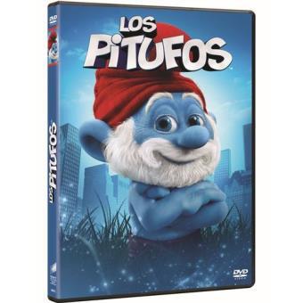 Los pitufos (Ed. Big Face) - DVD