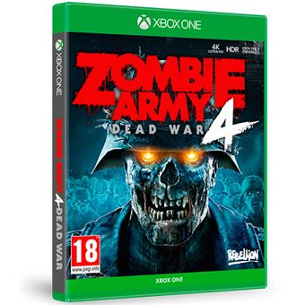 Zombie Army 4 : Dead War Collector's Edition XBox One