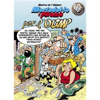 Mestres de l'Humor Mortadel·lo i Filemó 50 - Per l'Olimp