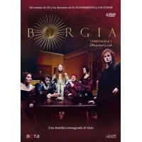 Borgia  Temporada 1 - DVD
