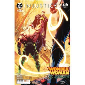 Injustice: Gods among us nº 70/12