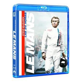 Las 24 horas de Le Mans - Blu-Ray