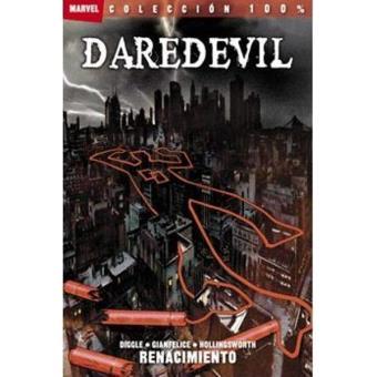 Daredevil. Renacimiento. 100% Marvel