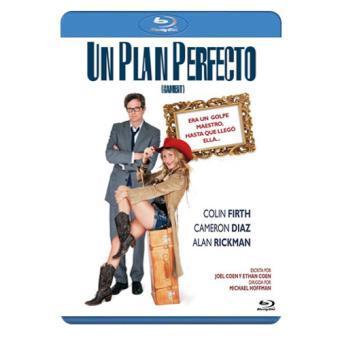 Un plan perfecto - Blu-Ray