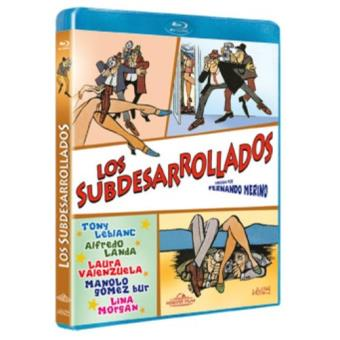 Los subdesarrollados - Blu-Ray