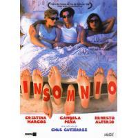 Insomnio - DVD