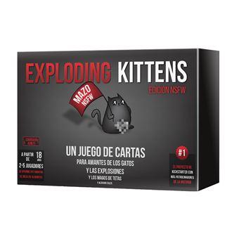 Exploding Kittens -  Cartas