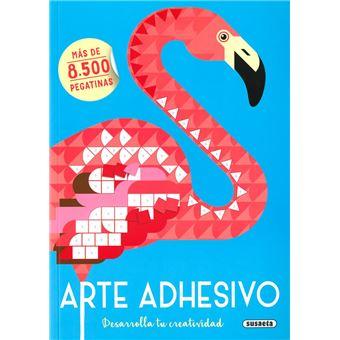 Arte adhesivo