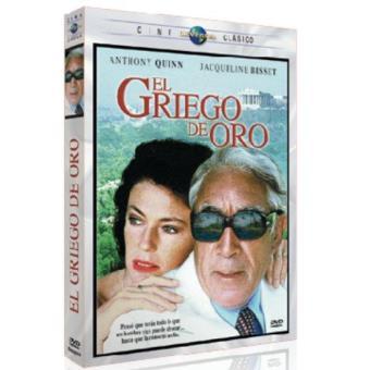 El griego de oro - DVD