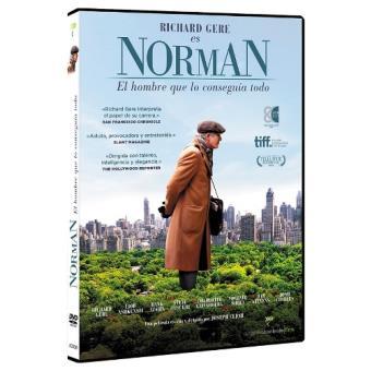 Norman, el hombre que lo conseguía todo - DVD