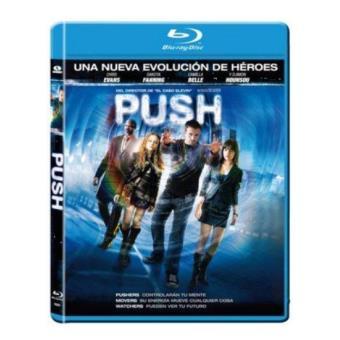 Push - Blu-Ray