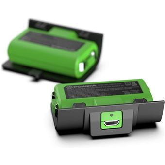 Kit Power A Carga y Juega para Xbox Series / Xbox One