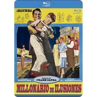 El millonario de ilusiones - Blu-Ray