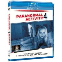 Paranormal Activity 4 - Blu-Ray + DVD