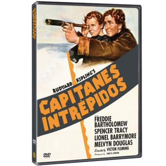 Capitanes intrépidos - DVD