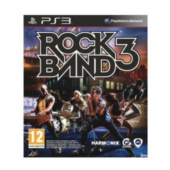 Rock Band 3 Ps3 Para Los Mejores Videojuegos Fnac