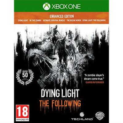 Dying Light The Following Enhaced Edition