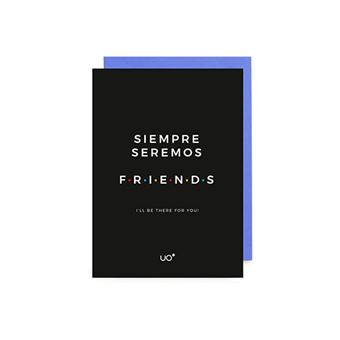 UO Postal - Friends