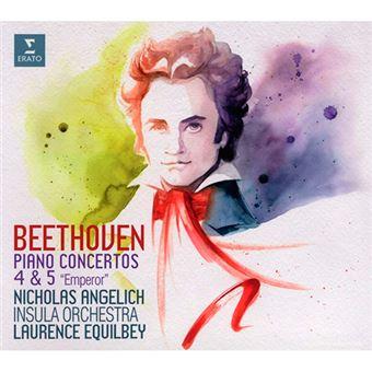 Beethoven - Piano Concertos 4 & 5