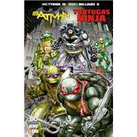 Batman / Tortugas Ninja (Segunda edición)