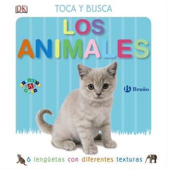Toca y busca: Los animales