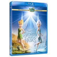 Campanilla: El secreto de las hadas - Blu-Ray