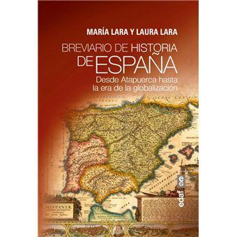 Breviario De Historia De Espana 5 En Libros Fnac
