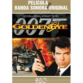 007 Goldeneye + Banda sonora original - DVD