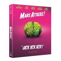 Mars Attacks!  Ed Iconic Blu-Ray