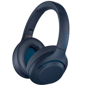 Auriculares Noise Cancelling Sony WH-XB900N Azul
