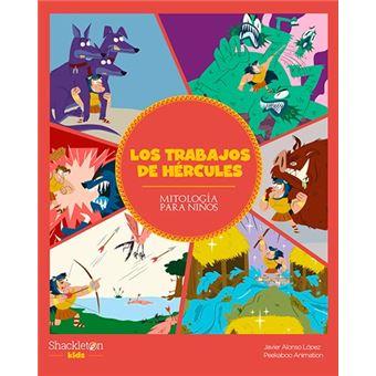 Los trabajos de Hércules - Mitología para niños