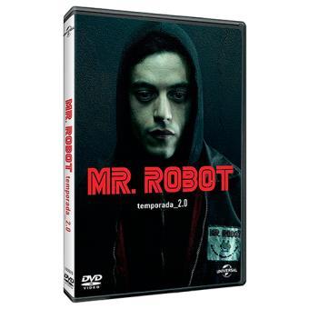 Mr. Robot  Temporada 2 - DVD