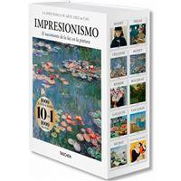 La Serie Básica de Arte - Diez en uno - Impresionismo