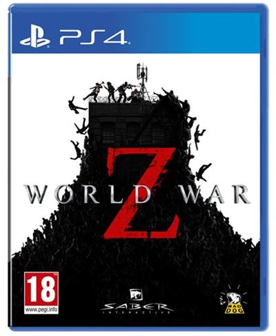 Preordine 16 aprile 2019 - WORLD WAR Z per Playstation 4 PS4