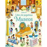 Museos-libro de pegatinas