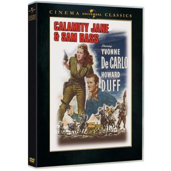 Calamity Jane y Sam Bass - DVD