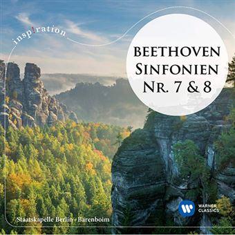 Beethoven - Sinfonien No. 7 & 8