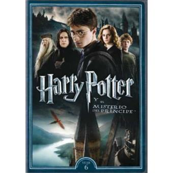 Harry Potter y el misterio del príncipe - DVD