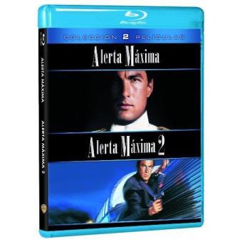 Pack Alerta Máxima 1 y 2 - Blu-Ray