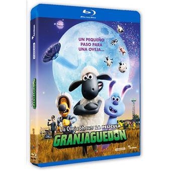 La oveja Shaun. La película: Granjaguedón - Blu-ray