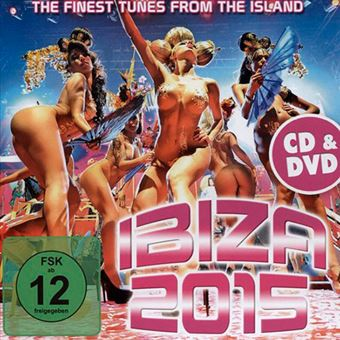 Ibiza 2015 - The Finest Tunes from the Island - CD + DVD